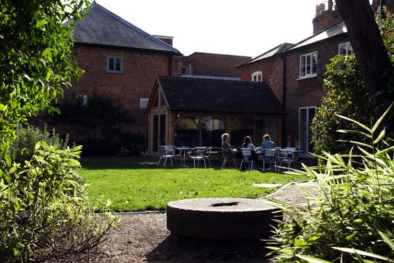 Bucks Museum Garden