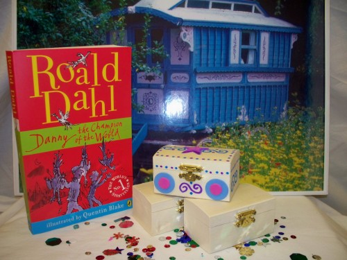 Danny Roald Dahl Workshop